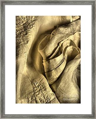 Seductive Framed Print by Lauren Leigh Hunter Fine Art Photography