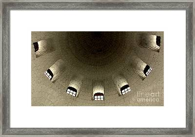 See The Light Framed Print by Christoffer Nygaard