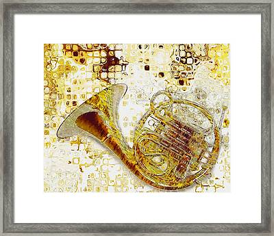 See The Sound Framed Print