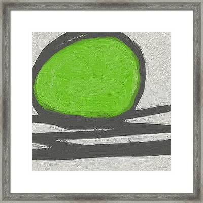 Seed Framed Print by Linda Woods