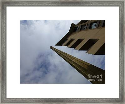 Seeing Differently Framed Print by Bill Wagner