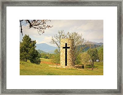 Seek And Ye Shall Find... Framed Print