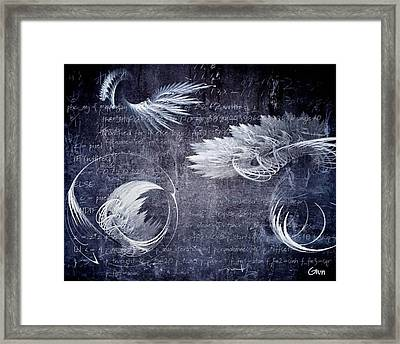 Seeking Our Roots Framed Print