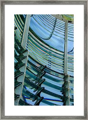 Seguin Fresnel Framed Print
