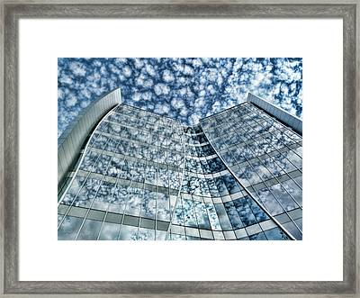 Seidman Cancer Center - Cleveland Ohio - 1 Framed Print