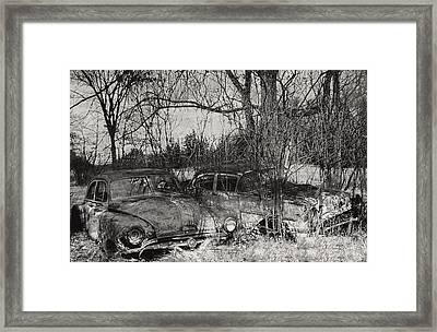 Selected And Neglected Framed Print by Jim Vance