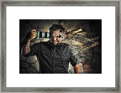 Self Doubt Framed Print