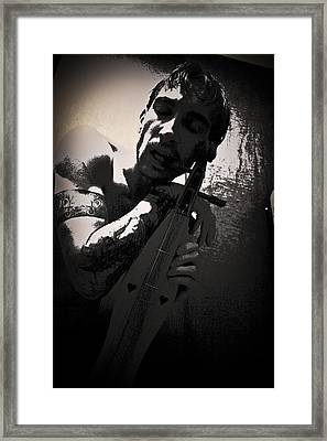 Self Framed Print by Joel Loftus