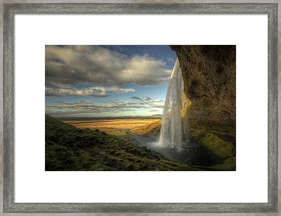 Seljalandsfoss Framed Print