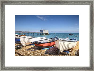 Selsey Bill West Sussex Framed Print