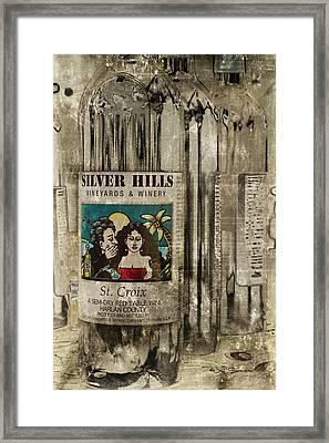 Semi-dry Framed Print by Jeff Swanson