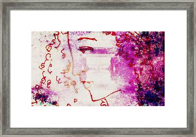 Sending Mary Home Framed Print by Candee Lucas