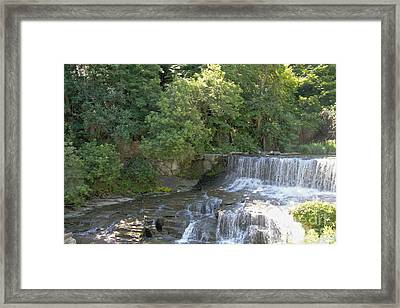 Seneca Keuka Trail Framed Print by William Norton