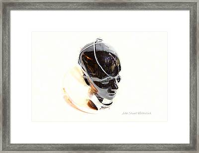 Sensitivity Framed Print by John Stuart Webbstock
