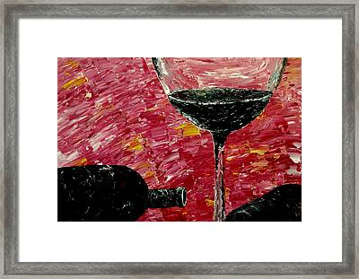 Sensual Illusions  Framed Print by Mark Moore
