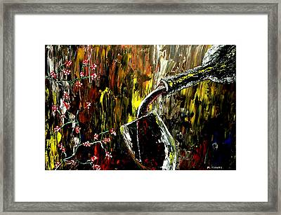 Sensual Moments Framed Print by Mark Moore