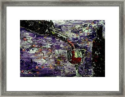 Sensual Pleasures  Framed Print by Mark Moore