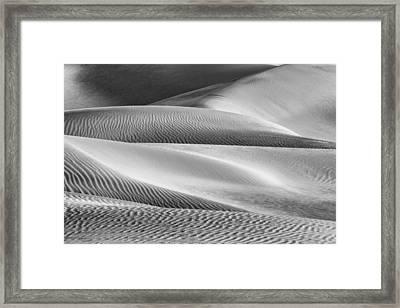 Sensuality Framed Print by Jon Glaser