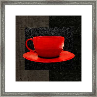 Sensuality Framed Print by Lourry Legarde