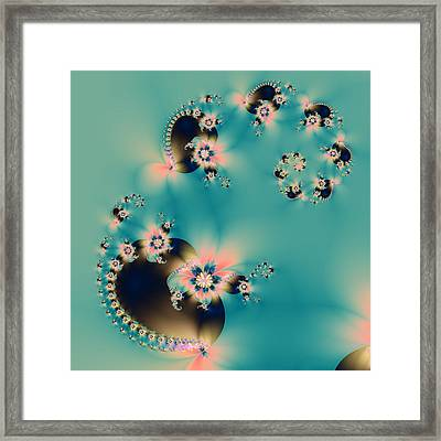 Separation Anxiety Framed Print by Solomon Barroa