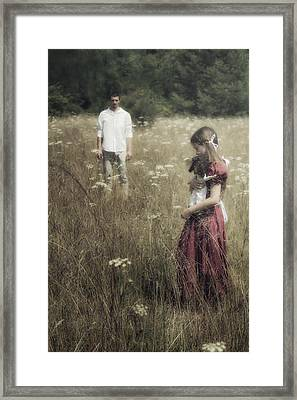 Seperation Framed Print