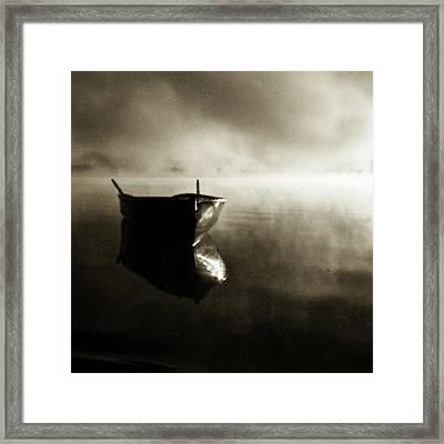 Sepia Dream Framed Print