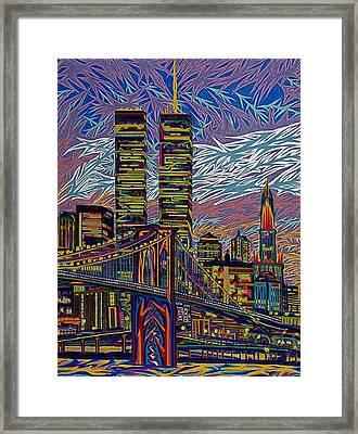 September 10th  Framed Print