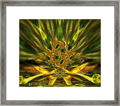 September 13th 2012 Framed Print