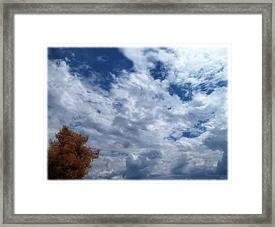 September Afternoon Framed Print by Glenn McCarthy Art and Photography