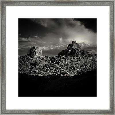 September Sundown IIi Framed Print