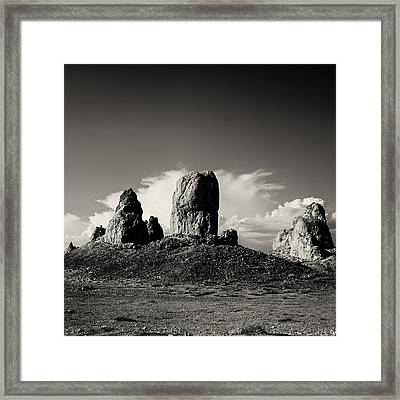September Sundown V Framed Print