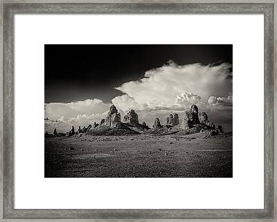 September Sundown Vi Framed Print