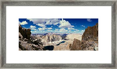 Sequoia National Park, California Framed Print by Panoramic Images