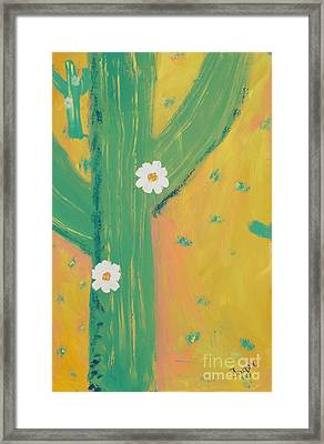 Sequoia Framed Print by PainterArtist FINs daughter