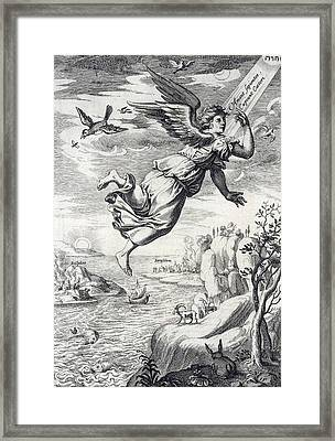Seraphim, Heavenly Counselors Framed Print