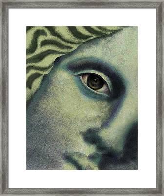 Seraphim Framed Print by Linda N  La Rose