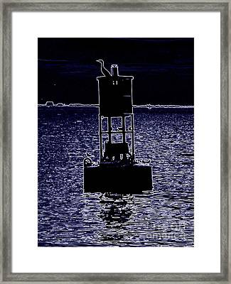 Surreal Framed Print by Andy Englehart