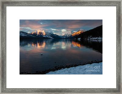 Framed Print featuring the photograph Serenade by Katie LaSalle-Lowery