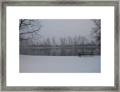 Serene  Framed Print by Alicia Knust