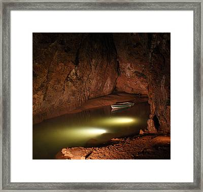 Serene And Tranquil Framed Print