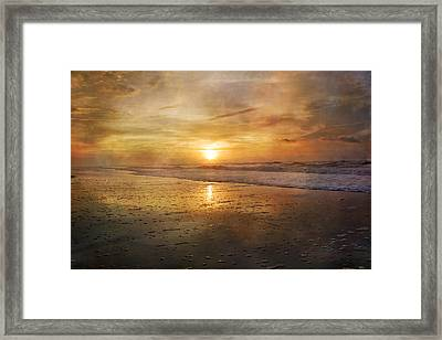 Serene Outlook  Framed Print by Betsy Knapp