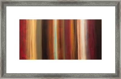 Serenidad Framed Print