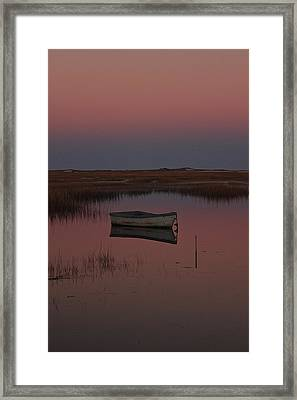 Framed Print featuring the photograph Serenity 2 by Amazing Jules