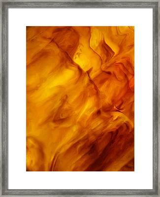 Serenity 2 Framed Print by Tom Druin