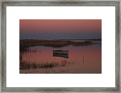 Framed Print featuring the photograph Serenity by Amazing Jules