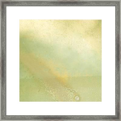 Serenity Framed Print by Ann Powell
