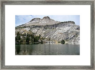 Framed Print featuring the photograph Serenity by Brian Williamson