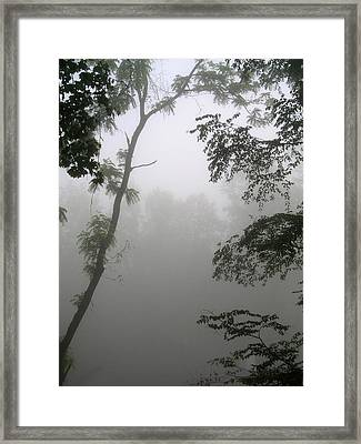 Framed Print featuring the photograph Serenity by Craig T Burgwardt