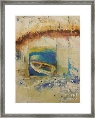 Serenity Drifter Framed Print by Gary Snyder