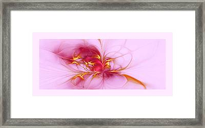 Serenity Framed Print by Gayle Odsather